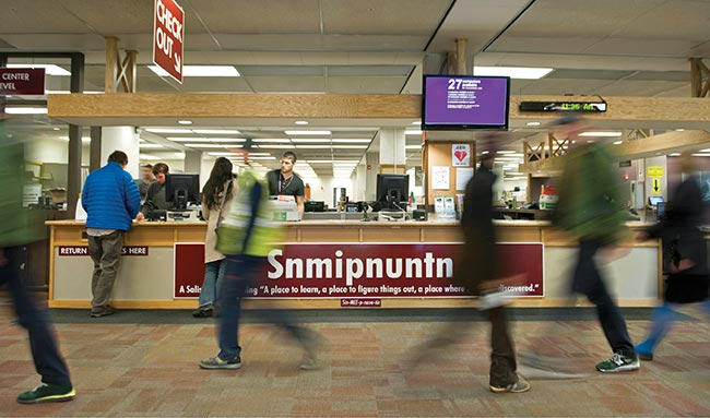 A Library For The Ages - The University Of Montana